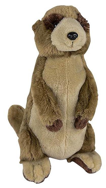 Amazon Com Wildlife Tree 10 Meerkat Stuffed Animal Plush Floppy