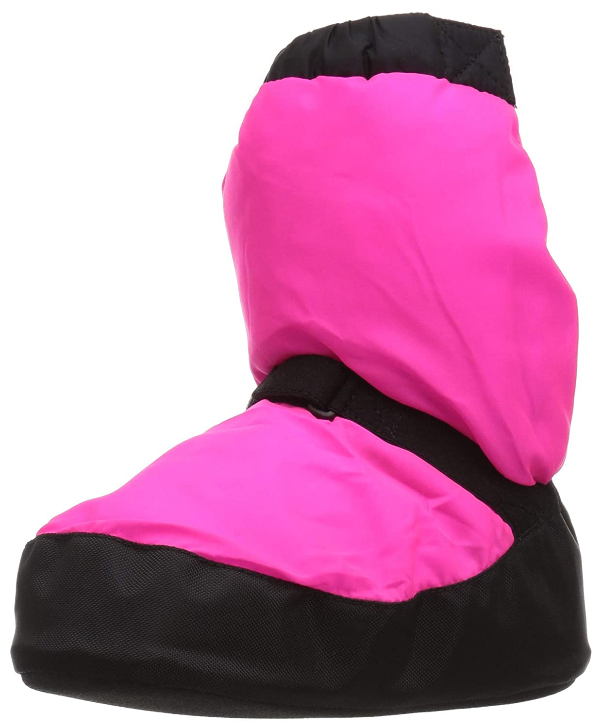 Bloch Up Warm Up Up Bootie, Warm Up Bootie Rose Fille Rose 67b707e - conorscully.space