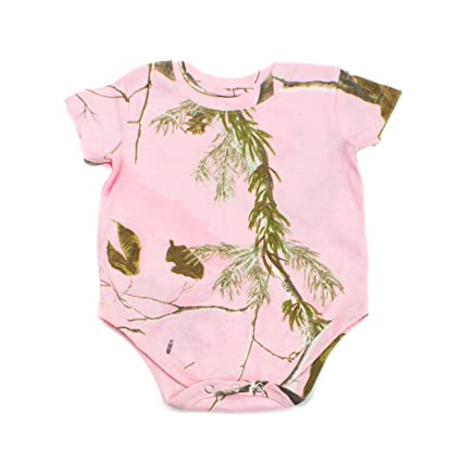 08e724a1f9084 Image Unavailable. Image not available for. Color: Realtree Baby Onesie ...