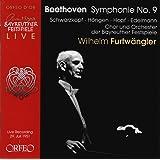 Beethoven: Symphony No. 9 - 7/29/51