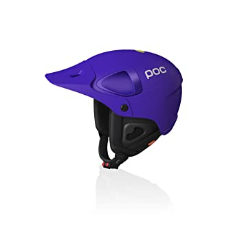 POC Synapsis 2.0 - Casco para adulto, color neon purple - S