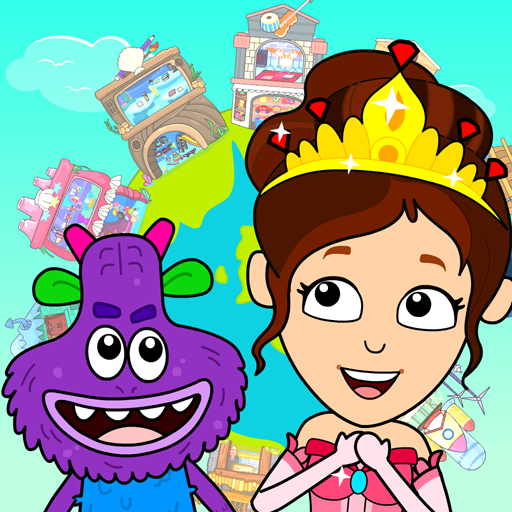 My Tizi World - Play Ultimate Town Games for Kids