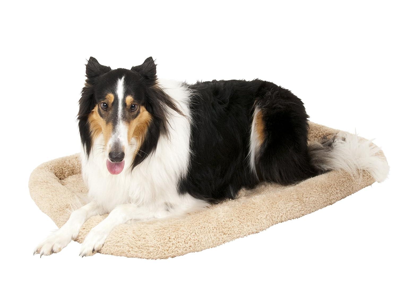 41.5 X 26.5 Petmate 26567 361 2 by 231 2Inch Aspen Pet Bolster Style Kennel Mat