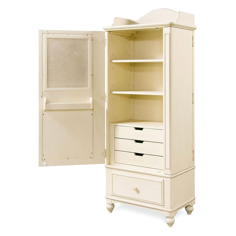 Amazon.com: Universal Furniture Paula Deen Kids Gals Dressing Cabinet,  Linen: Kitchen U0026 Dining