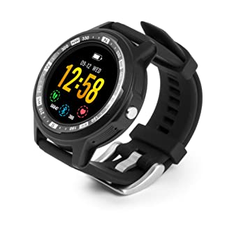 Technaxx Unisex - Adulto Smartwatch TX-SW3HR Fitness Tracker ...