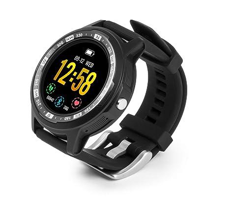 Technaxx Unisex - Adulto Smartwatch TX-SW3HR Fitness Tracker ...
