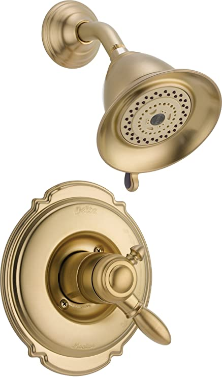 Delta Faucet Victorian 17 Series Dual Function Shower Trim Kit With