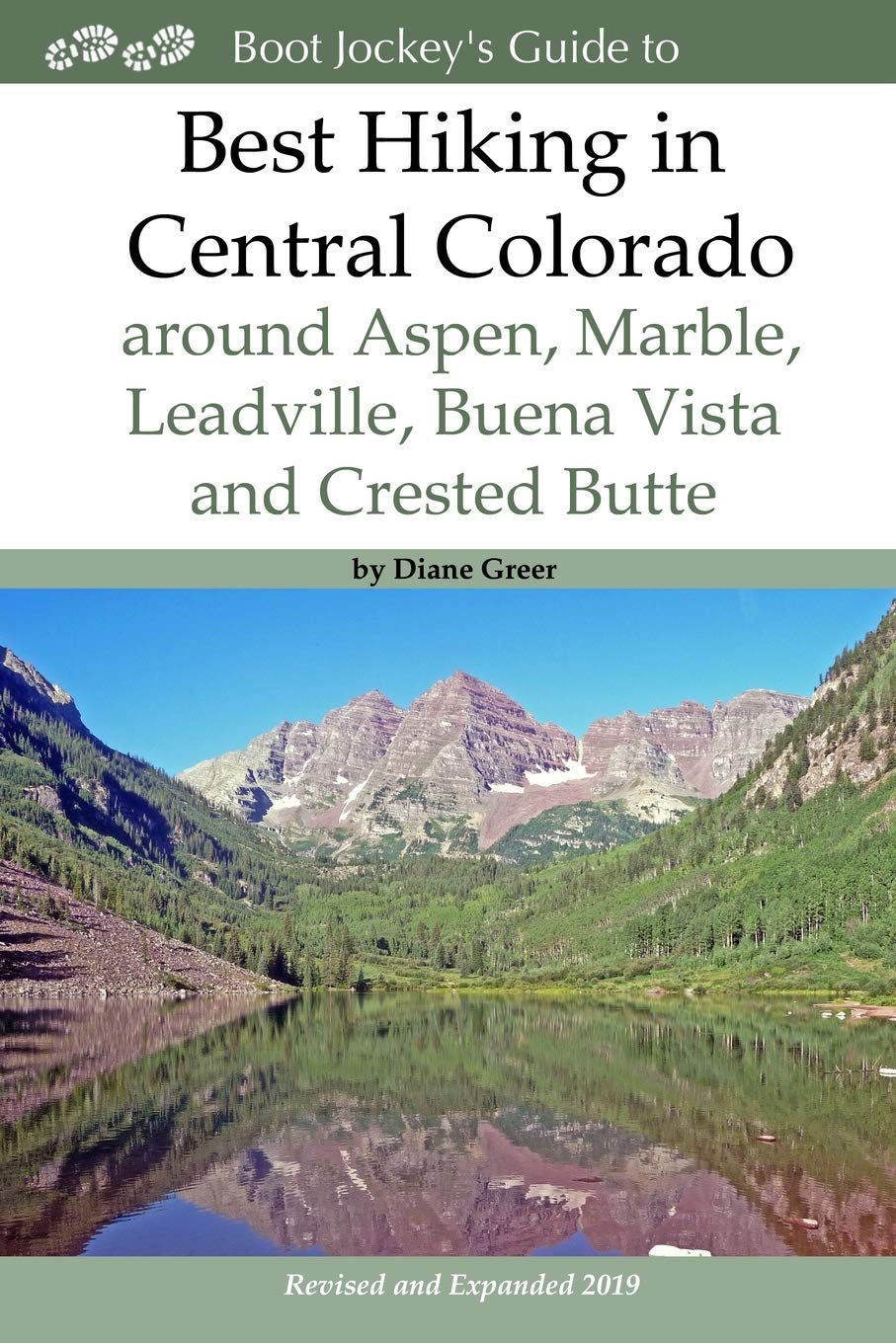 Leadville Buena Vista and Crested Butte Best Hiking in Central Colorado around Aspen Marble
