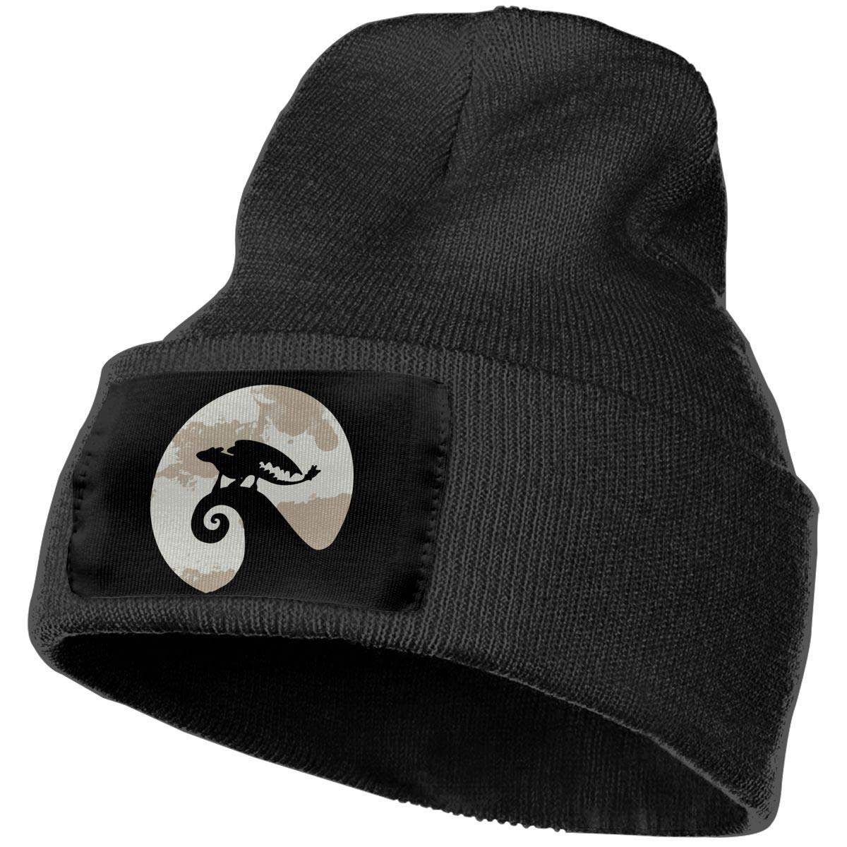 Unisex Winter Hats The Toothless Dragon Before Christmas Skull Caps Knit Hat Cap Beanie Cap for Men//Womens