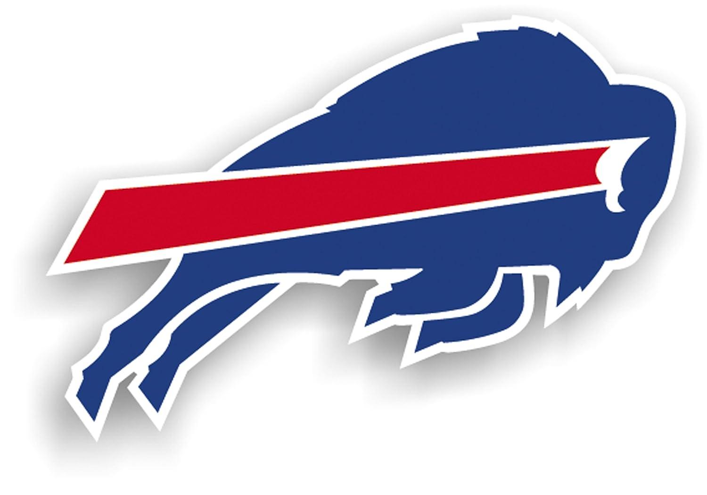 NFL Buffalo Bills 12-Inch Vinyl Logo Magnet