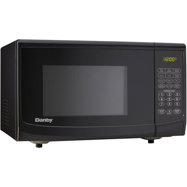 Danby 1.1 cu.ft. Countertop Microwave, Black