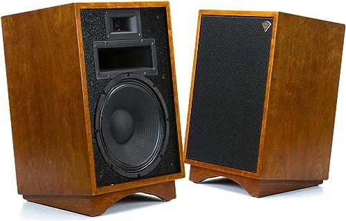 Klipsch Heresy III Heritage Series Floorstanding Speakers – Pair Cherry