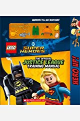 Official Justice League Training Manual (LEGO DC SUPER HEROES) Paperback