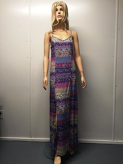 Amazon Mossimo Dress Women Maxi Target Corp Multicolor M