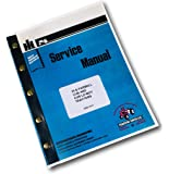 Farmall International Cub and Cub Lo-Boy Tractor Factory Service Repair Manual Revised for 1947-1976 (GSS-1411 with…