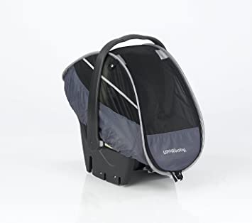 UPPAbaby Bubble Infant Car Seat Shade (Discontinued by Manufacturer) & Amazon.com : UPPAbaby Bubble Infant Car Seat Shade (Discontinued ...