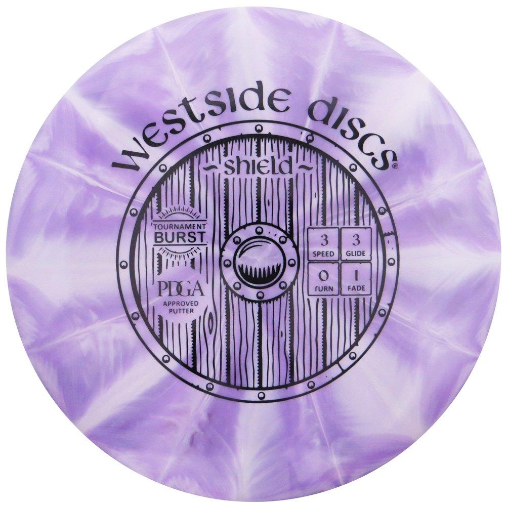 【2018?新作】 Westside Discs Westside TournamentバーストシールドパターGolf Disc [ Colors ] May May Vary ] 173-176g B07FB4MQXL, ヤスシ:5d81e1bd --- ciadaterra.com