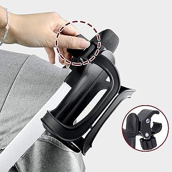 Fahrrad Getränkehalter Kinderwagen Cup Halter für Fahrräder Rollstuhl Cupholder