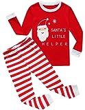 Amazon Price History for:Christmas Boys Girls Pajamas Cotton Kids Pjs Toddler Sleepwear Pant Set