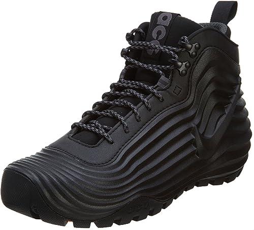 Sneakerboot Black-Dark Grey 654867-090