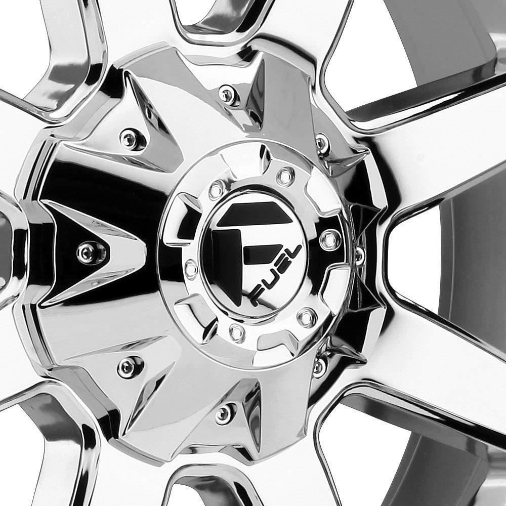 +19mm Chrome Wheel Rim Fuel D536 Maverick 20x9 6x120//6x139.7 6x5.5