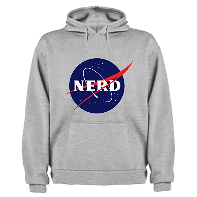 Sudadera de NIÑOS Nerds Geek Divertidas NASA The Big Bang Theory: Amazon.es: Ropa y accesorios