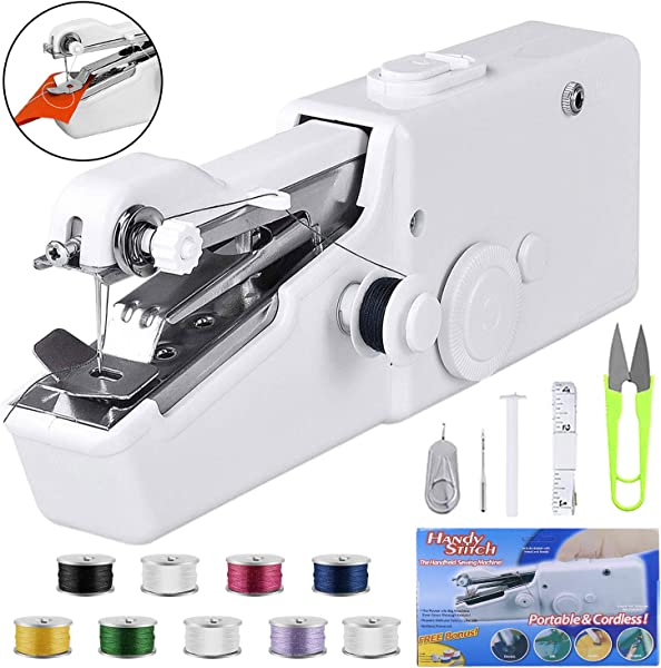 Best Handheld Sewing Machine - Mini Sewing Machine Review