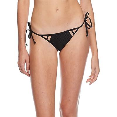 Body Glove Women's Iris Tie Side Bikini Bottom Swimsuit: Clothing