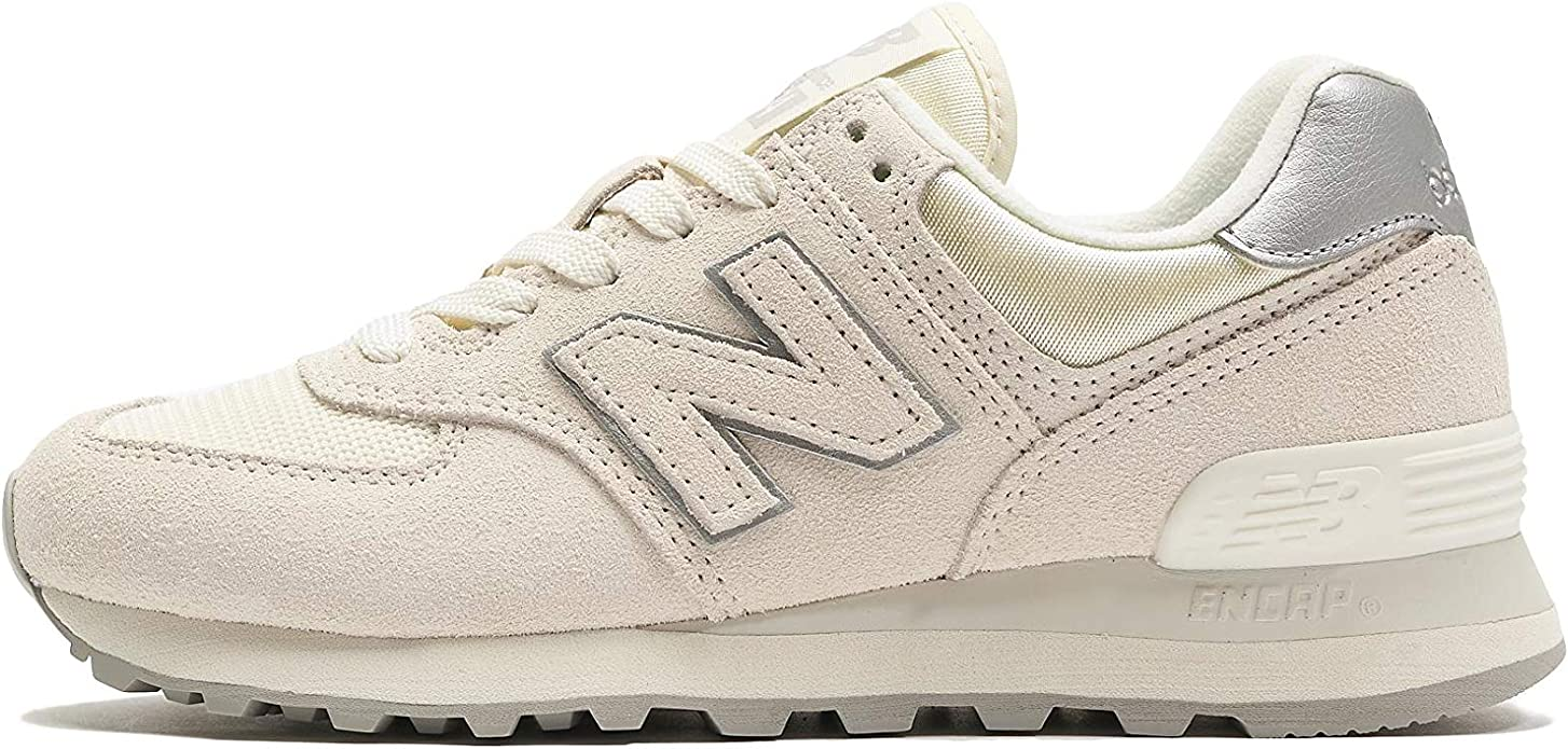 New Balance WL 574 B Sneakers Damen Beige