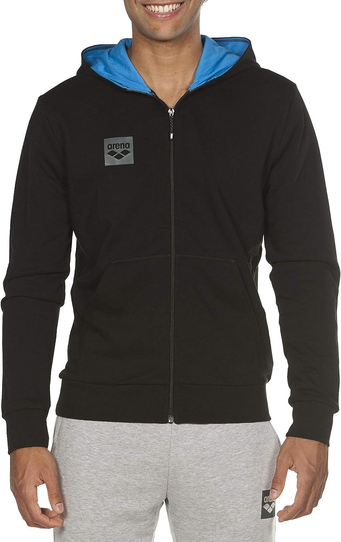 arena Hooded FZ Jacket Veste à Capuche pour Hommes