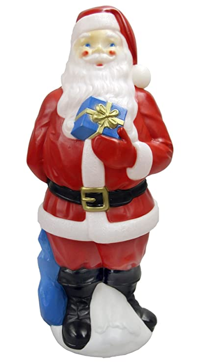 lighted light up christmas indooroutdoor yard or lawn decorations 34 - Santa Claus Christmas Decorations