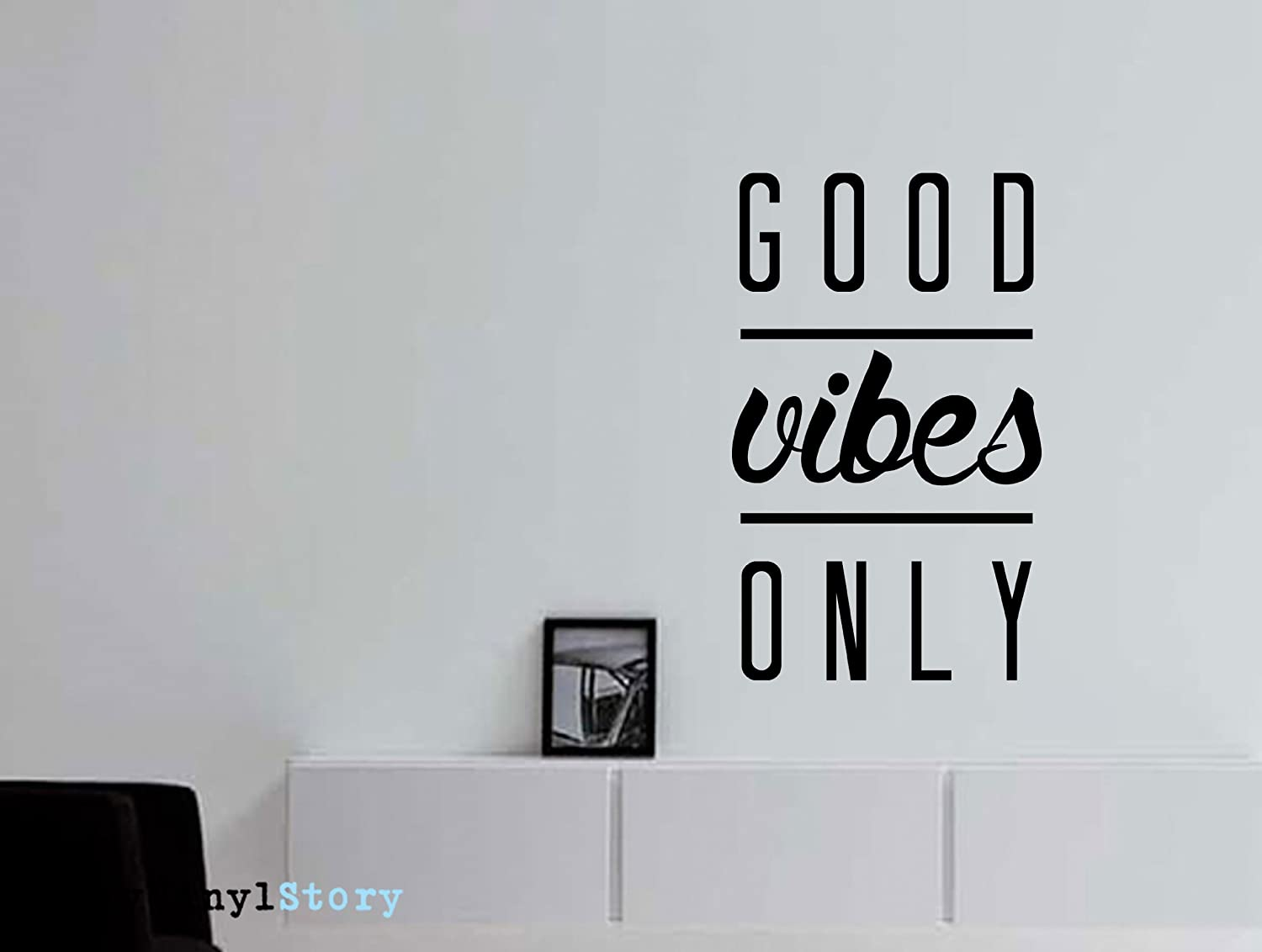 amazon com inspiring typography wall decal quote amazon com inspiring typography wall decal quote