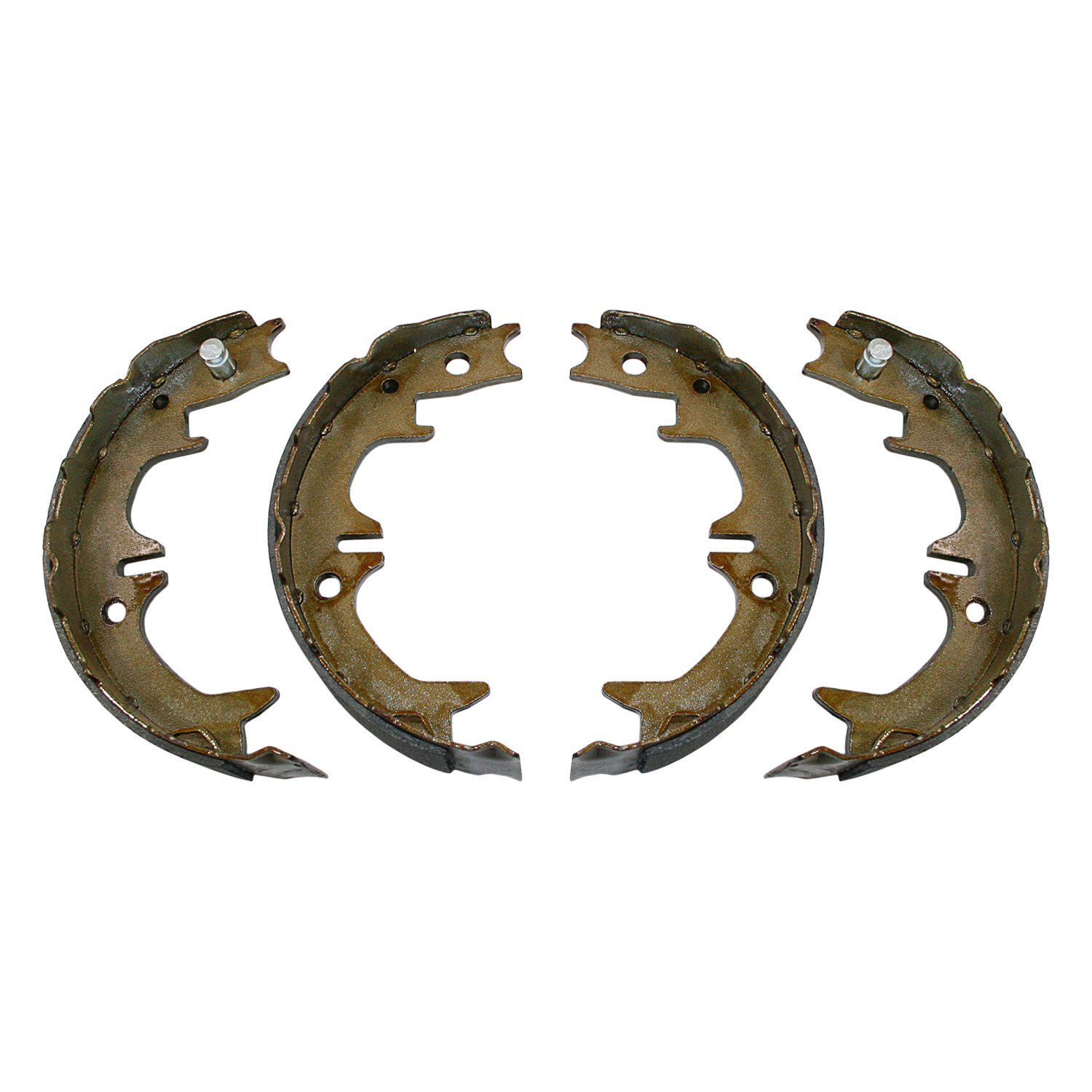 DuraGo BS859 Parking Brake Shoe