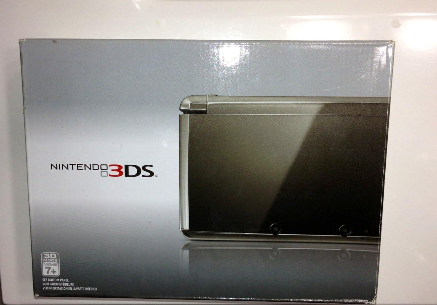 Amazon.com: 3DS Handheld Game Console Black,Includes ...