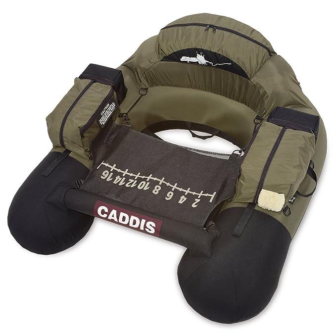 Best Fishing Float Tubes  :  Caddis Sports Nevada Gold Float Tube