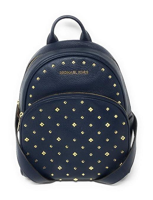 c14eef04e493 Blue ABBEY Studded Backpack  Amazon.co.uk  Shoes   Bags