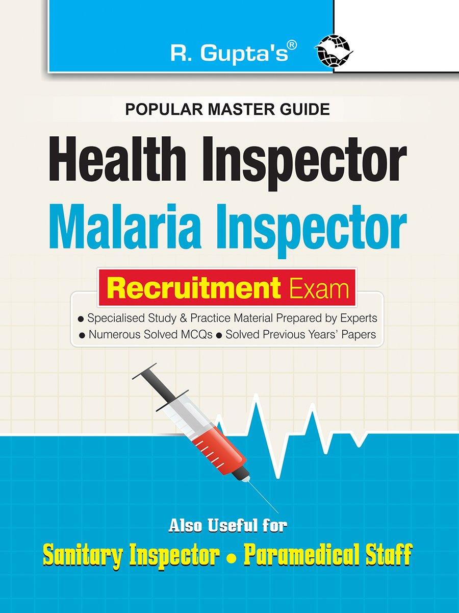 Buy Health Inspector/Malaria Inspector (Sanitary Inspector