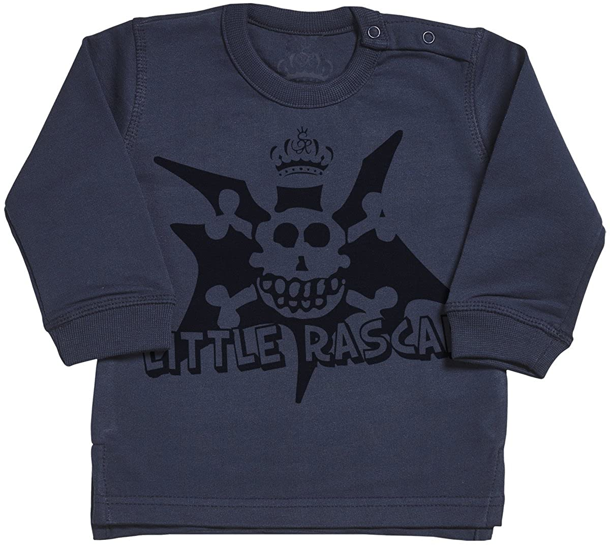 Baby Jumper Baby Girl Sweater Baby Sweatshirt Grey Baby Boy Sweater SR Little Rascal Baby Sweater