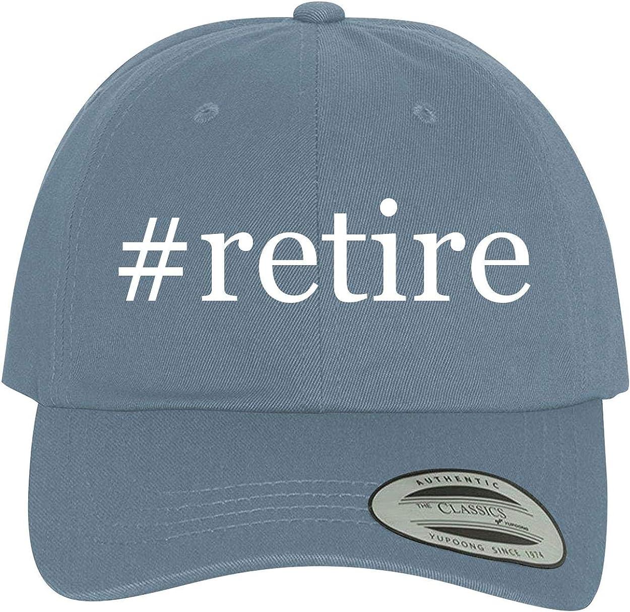 BH Cool Designs #Retire Comfortable Dad Hat Baseball Cap
