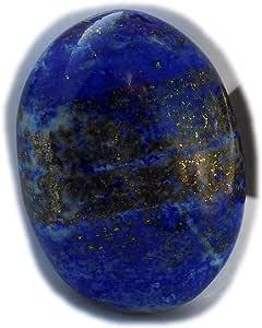 The Best Jewellery Lapis Lazuli cabochon, 41Ct Lapis Lazuli Gemstone, Oval Shape Cabochon For Jewelry Making (26x19x8mm) SKU-15105