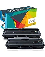 Do it wiser Compatible Toner Cartridge Replacement for Samsung MLT-D111S ELS Xpress SL-M2070W SL-M2022W SL-M2020W SL-M2026W SL-M2070FW SL-M2078W SL-M2020 SL-M2022 SL-M2026 SL-M2070 (Black, 2-Pack)