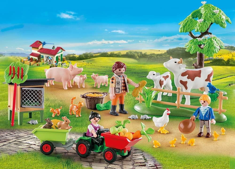 La Fattoria Calendario dellAvvento Playmobil 70189