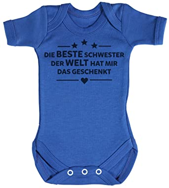 Der Beste Tante Baby Bodys//Strampler 100/% Baumwolle