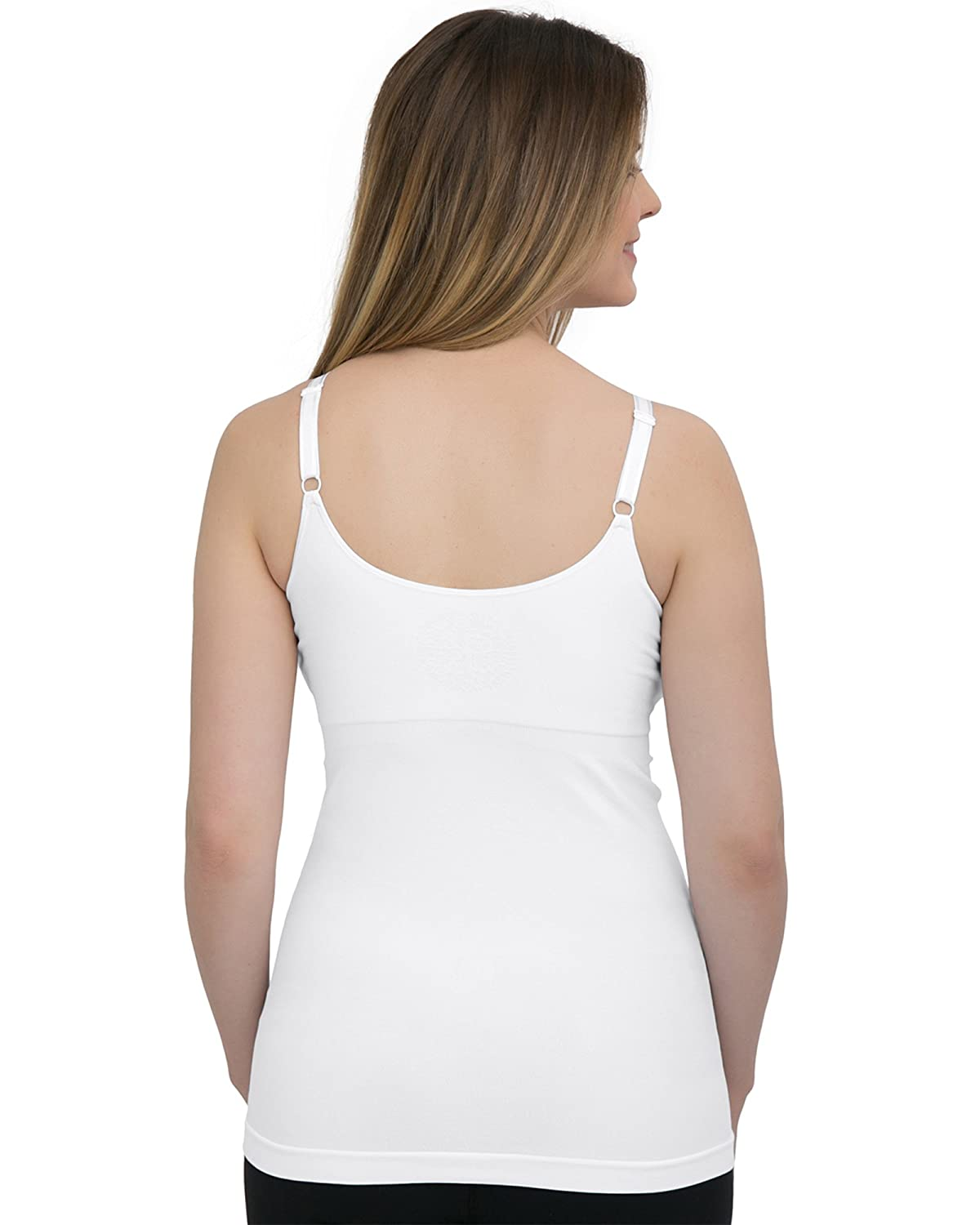 45694377a1145 ... Kindred Bravely Simply Sublime Maternity & Nursing Tank with Built-in  Bra ...