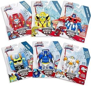 Playskool Heroes Transformers Rescue Bots Rescan Assortment. by Playskool