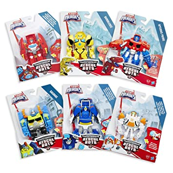 Playskool Heroes Transformers Rescue Bots Rescan Assortment By
