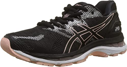 gel nimbus 20 black frosted rose