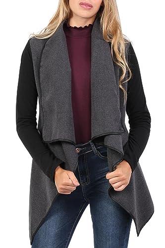 PILOT® contrastar envoltura de manga larga sobre la chaqueta