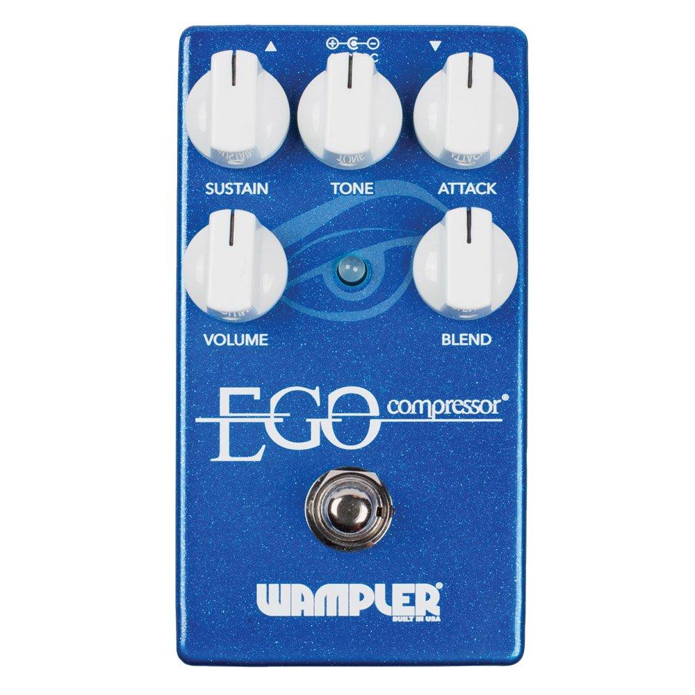 Wampler Pedals Ego Compressor V2 Effects Pedal by Wampler