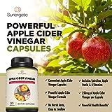 Premium Apple Cider Vinegar Capsules – Includes